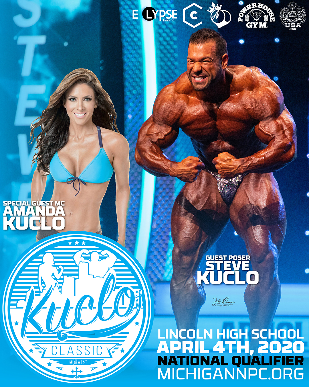 NPC Kuclo Classic Midwest Poster