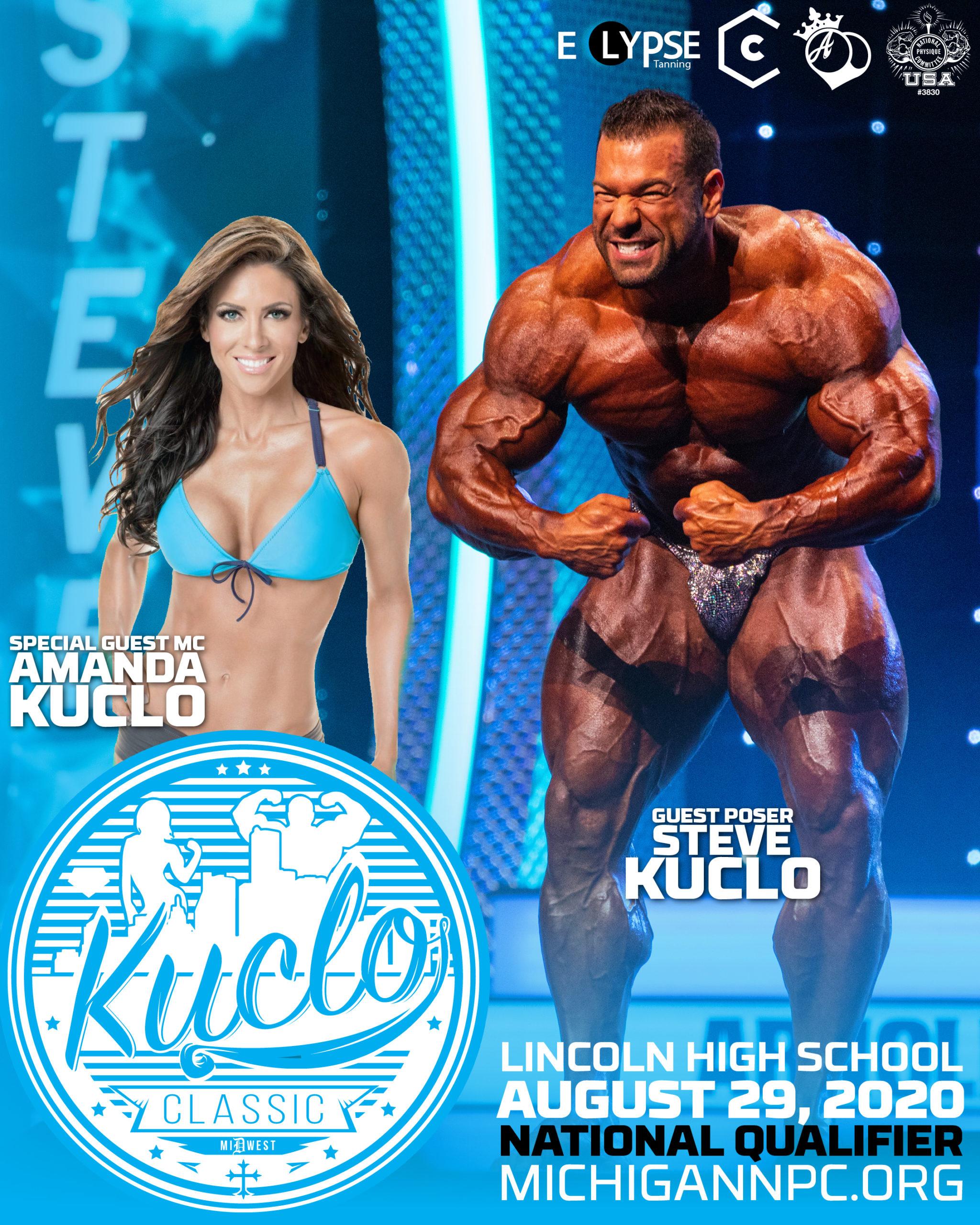 NPC Kuclo Classic Midwest Poster