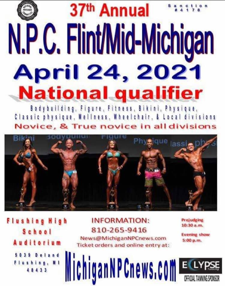 2021 NPC Mid-Michigan Poster