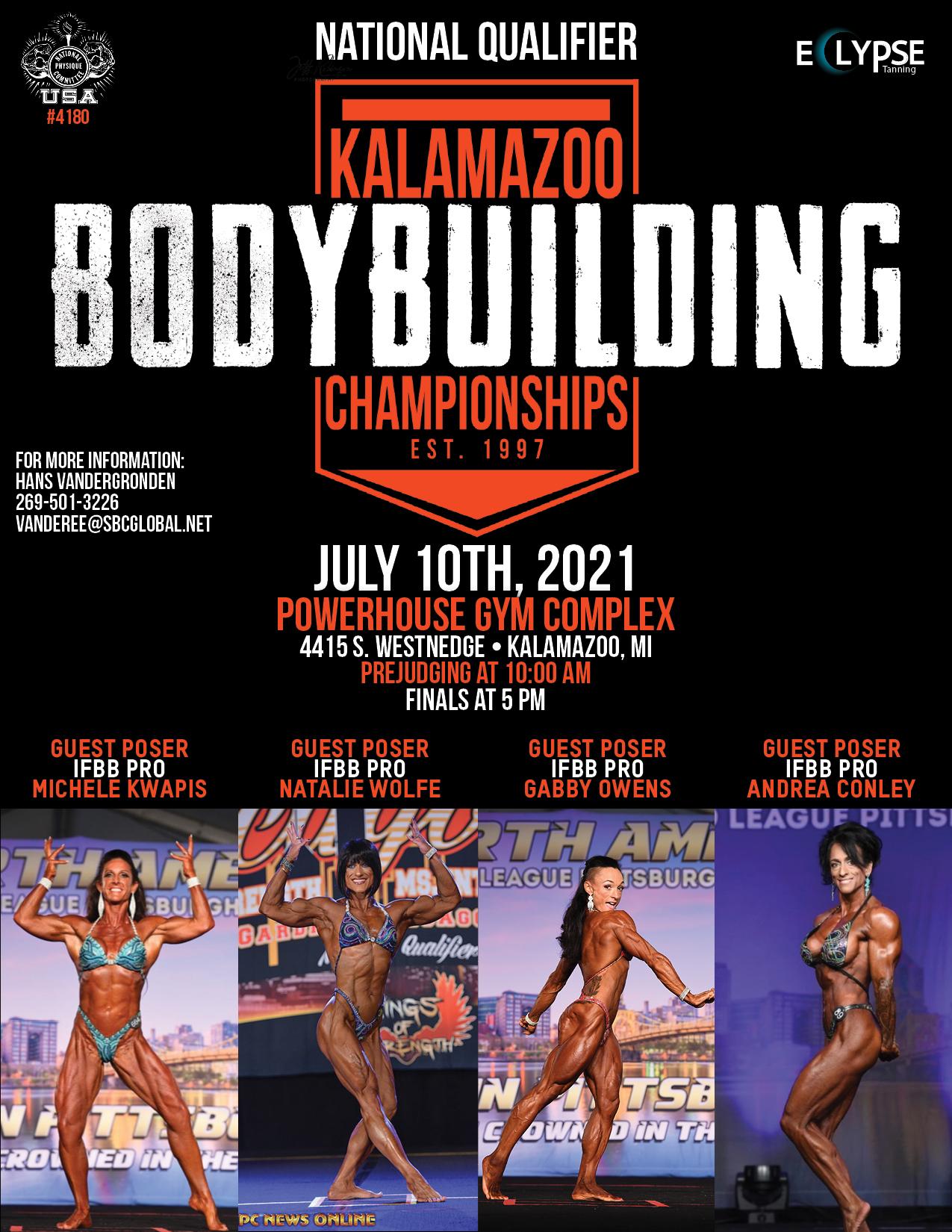 2021 NPC Kalamazoo Poster